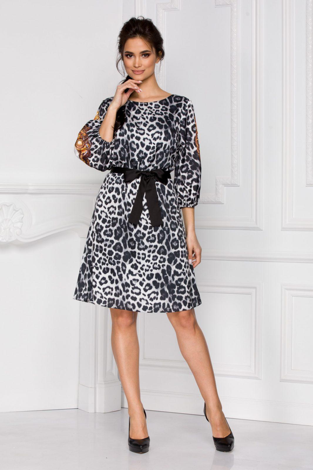 Zolla Animal Φόρεμα 5288