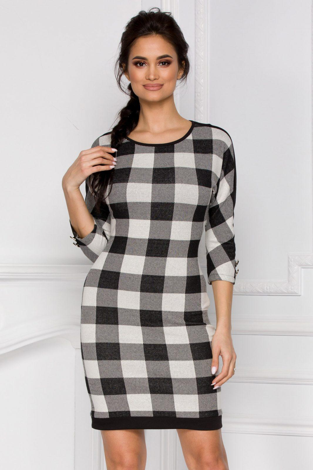 Esteffa Bicolore Dress