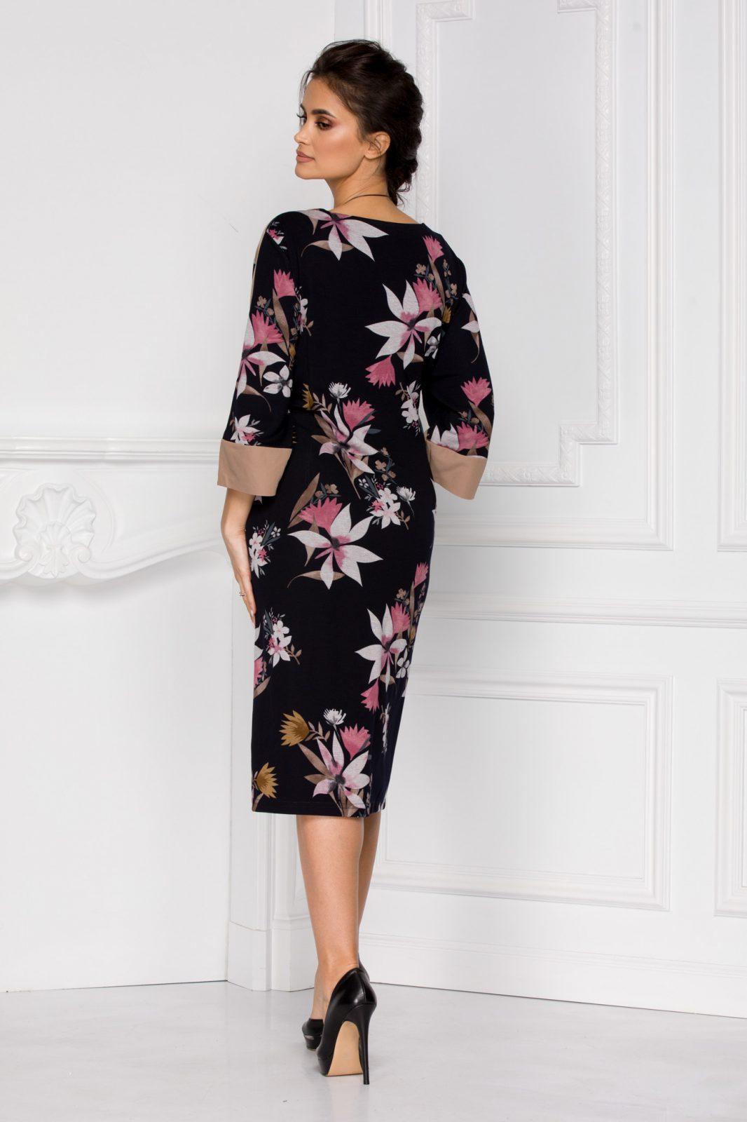 Rody Μαύρο Φόρεμα 5302