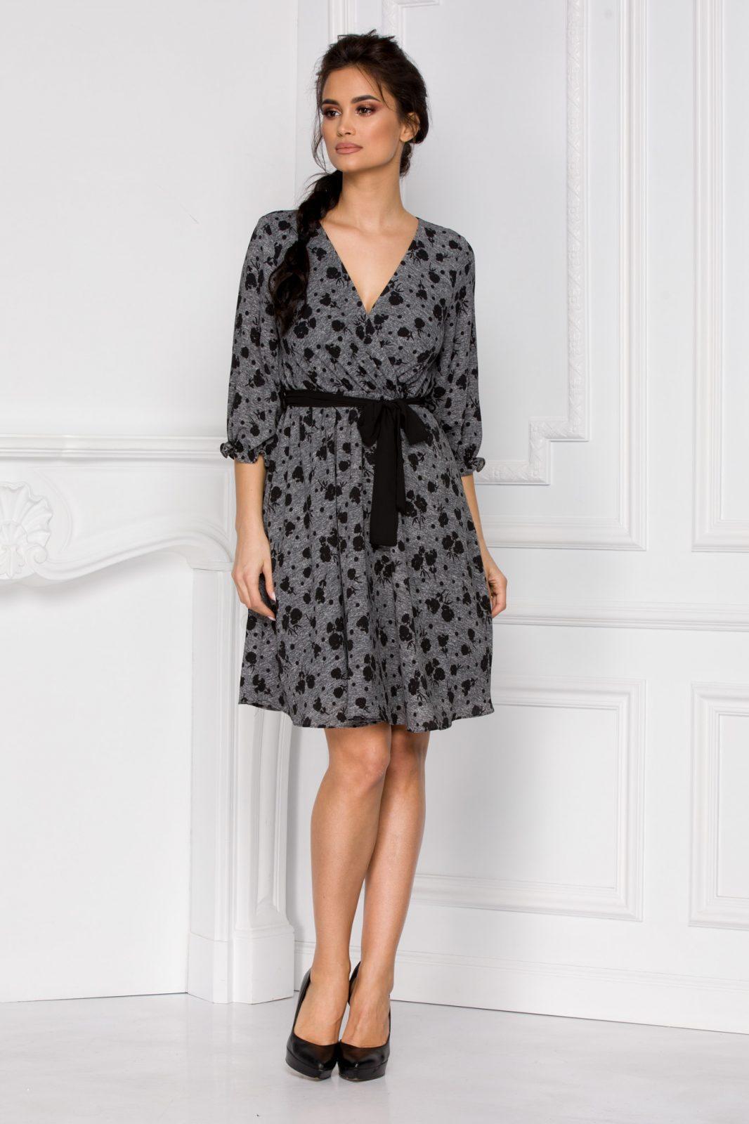 Odette Καθημερινό Φόρεμα 5927