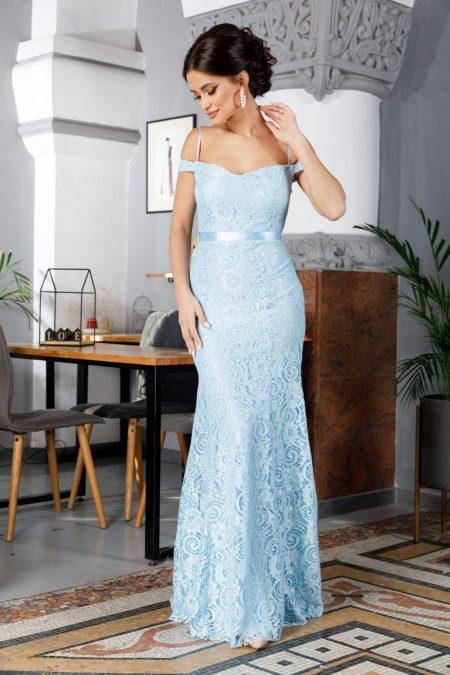 Clara Blue Dress
