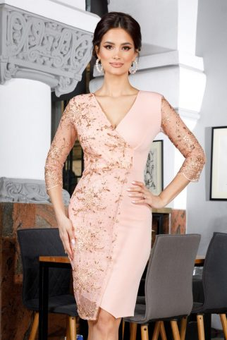 Verona Rose Dress