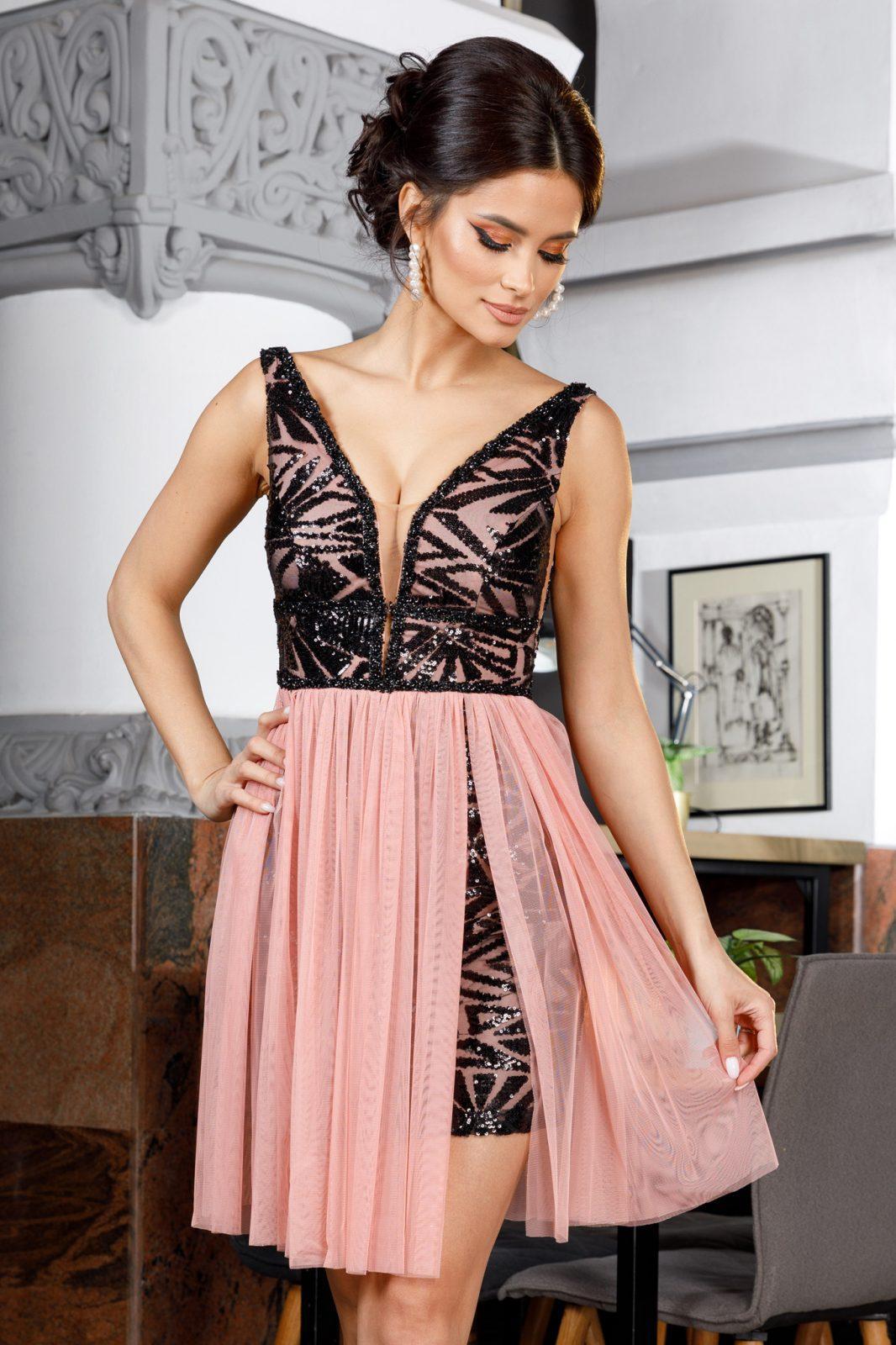Izza Pink Dress