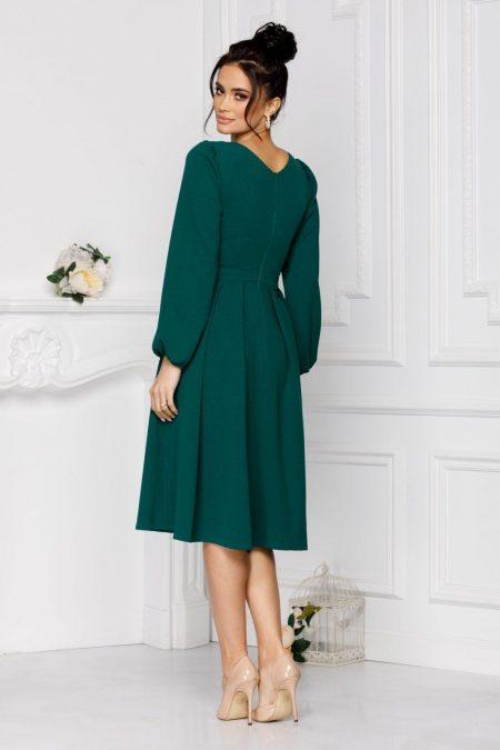Moze Dorra Πράσινο Φόρεμα 7024