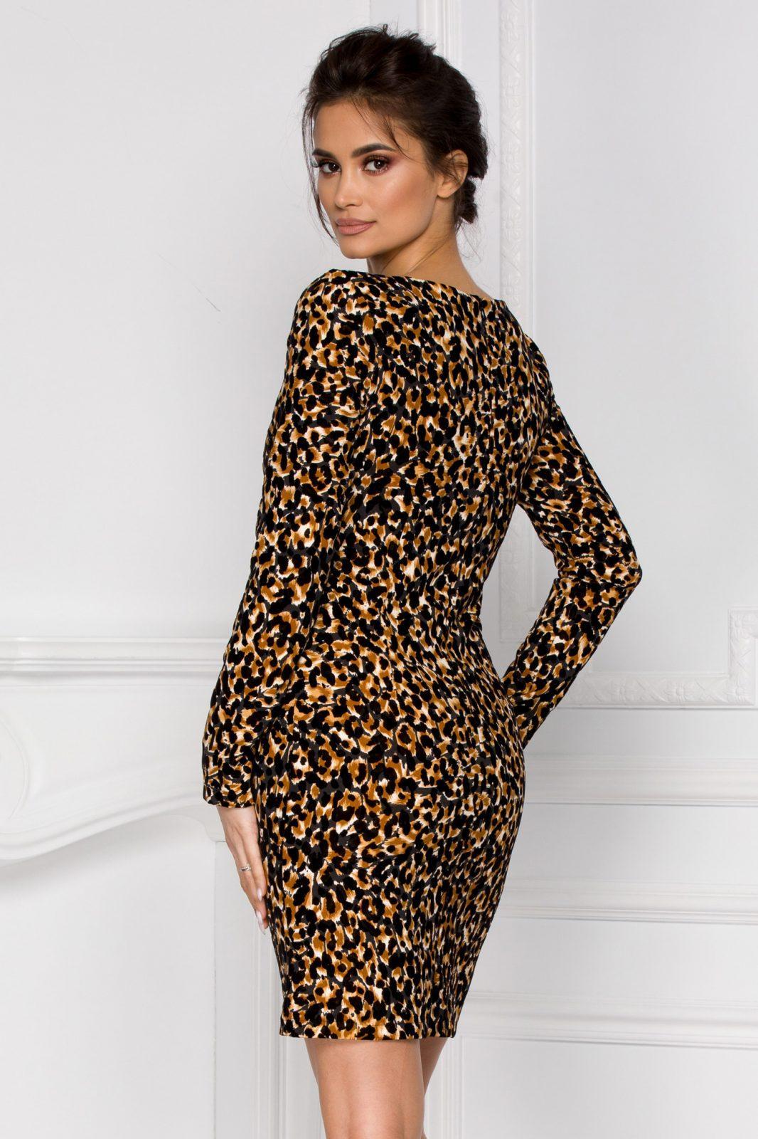 Nisa Animal Φόρεμα 6018