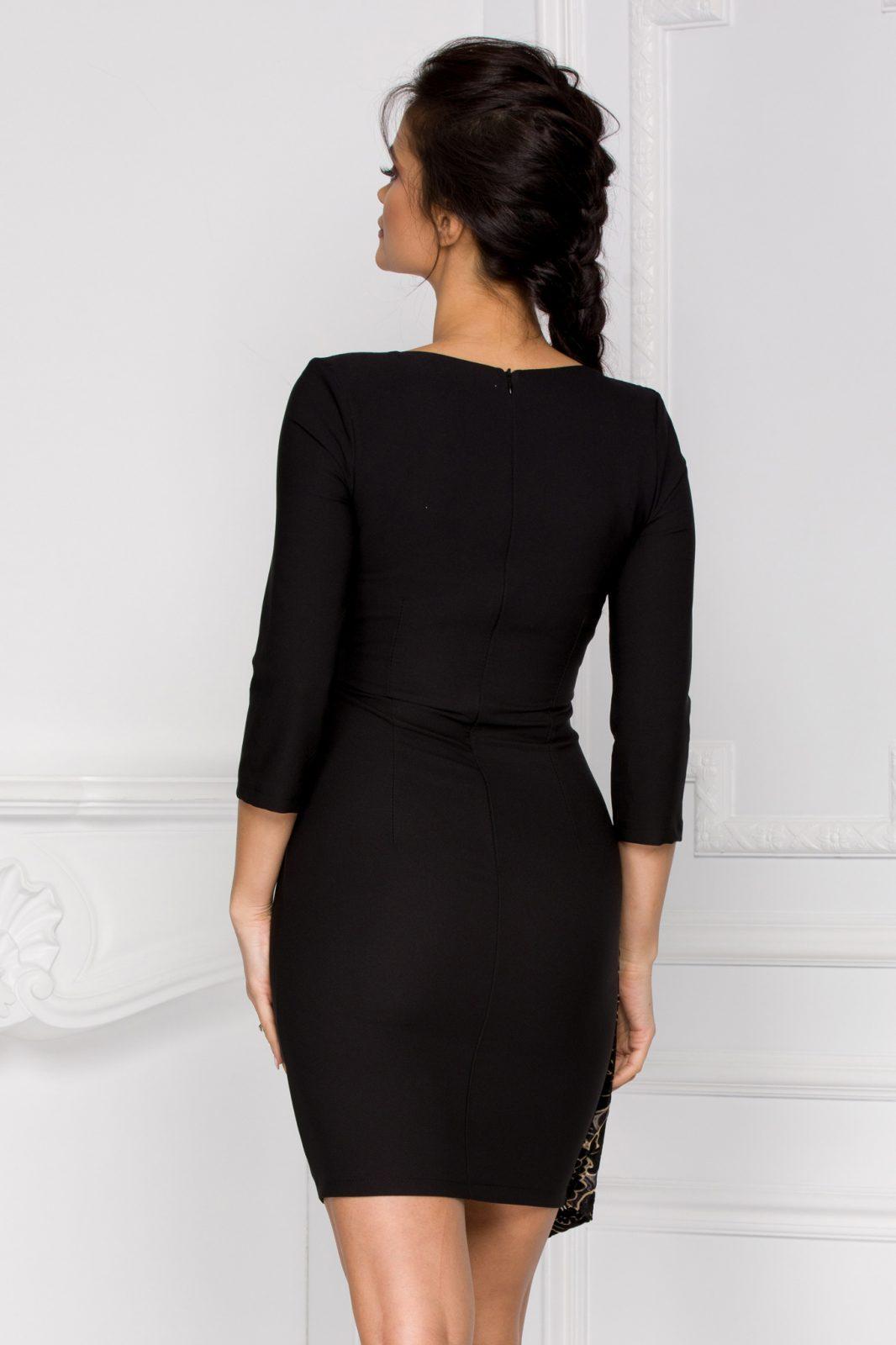 Iovanna Μαύρο Φόρεμα 5942
