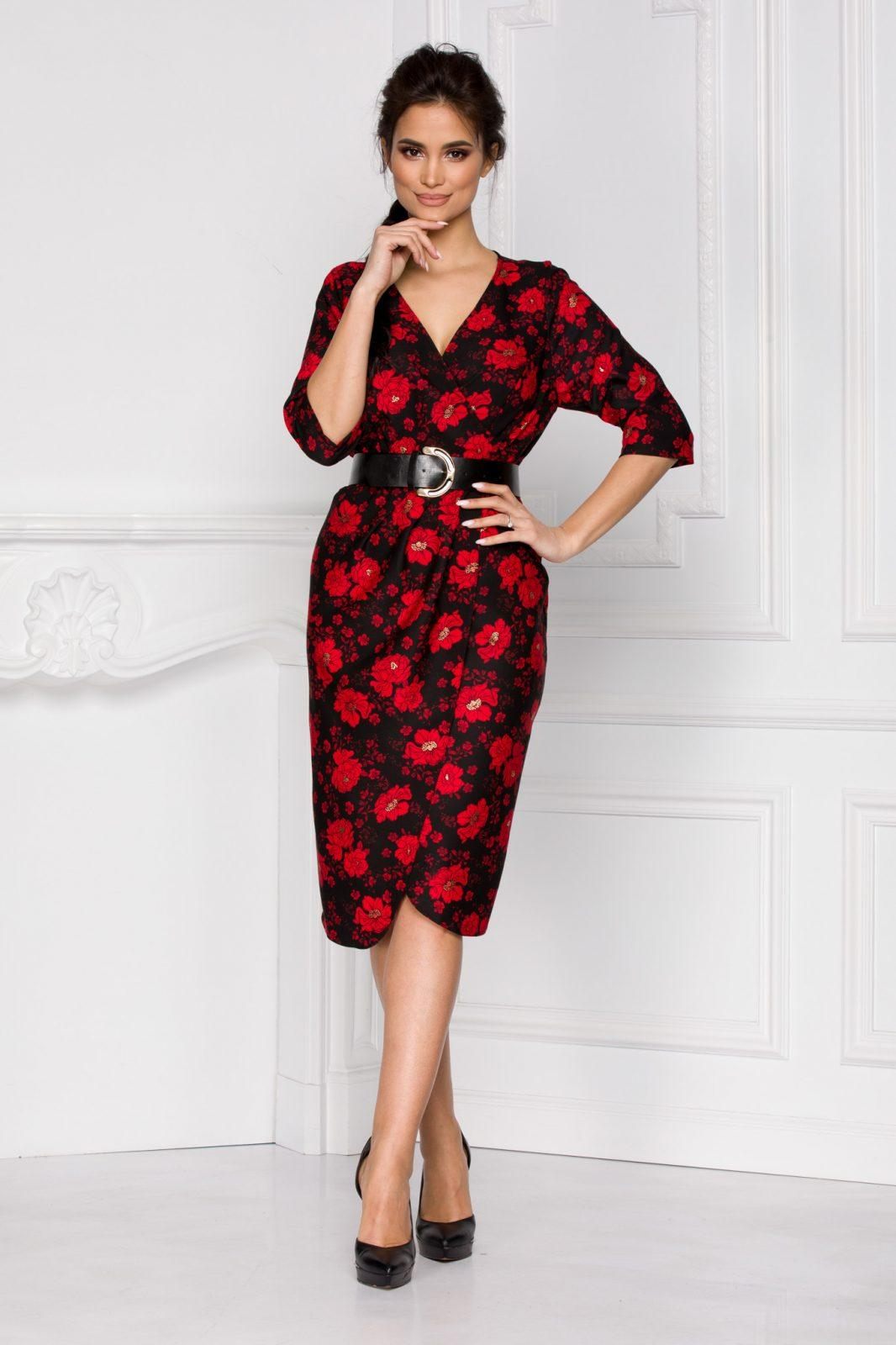 Glorya Floral Dress
