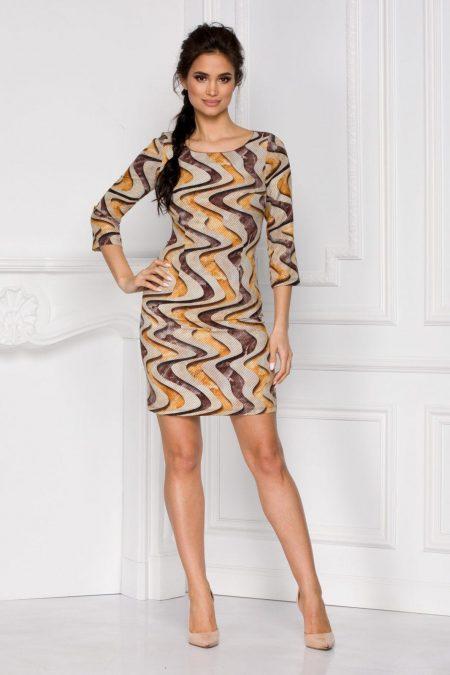 Vanda Multi Dress