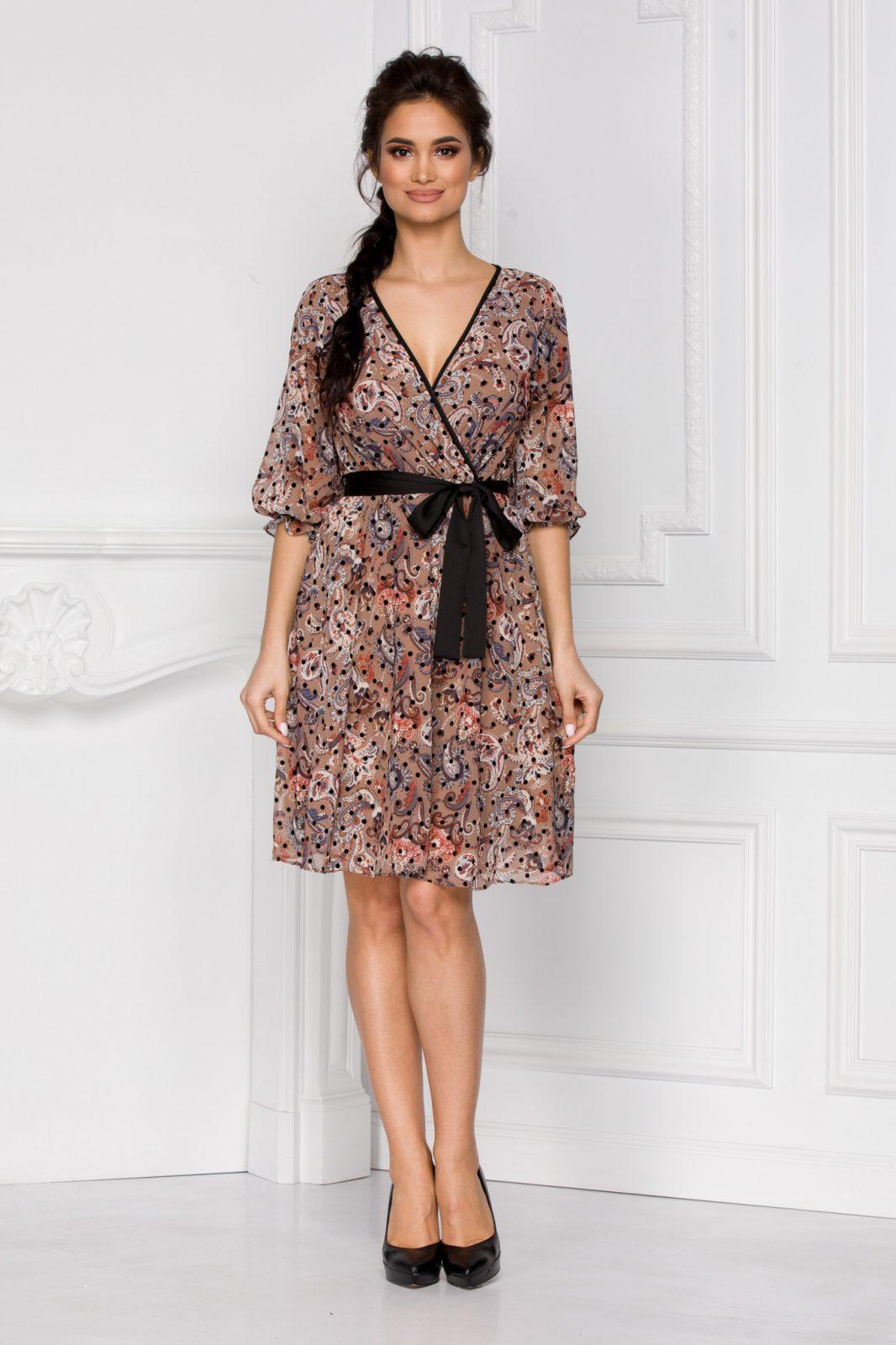 Davina Καθημερινό Φόρεμα 5926