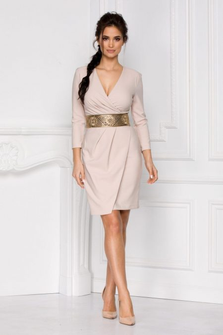 Talyse Cream Dress
