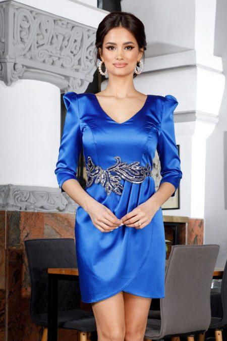 Carina Royal Blue Dress