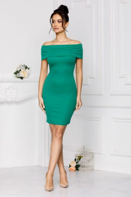 Gessy Green Dress