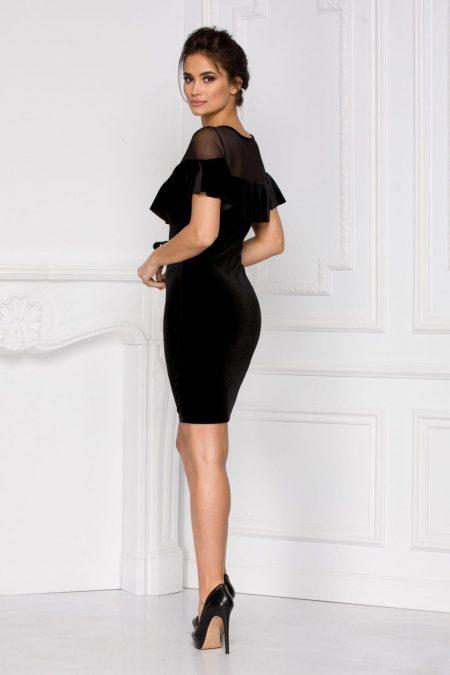 Karim Μαύρο Φόρεμα 1819