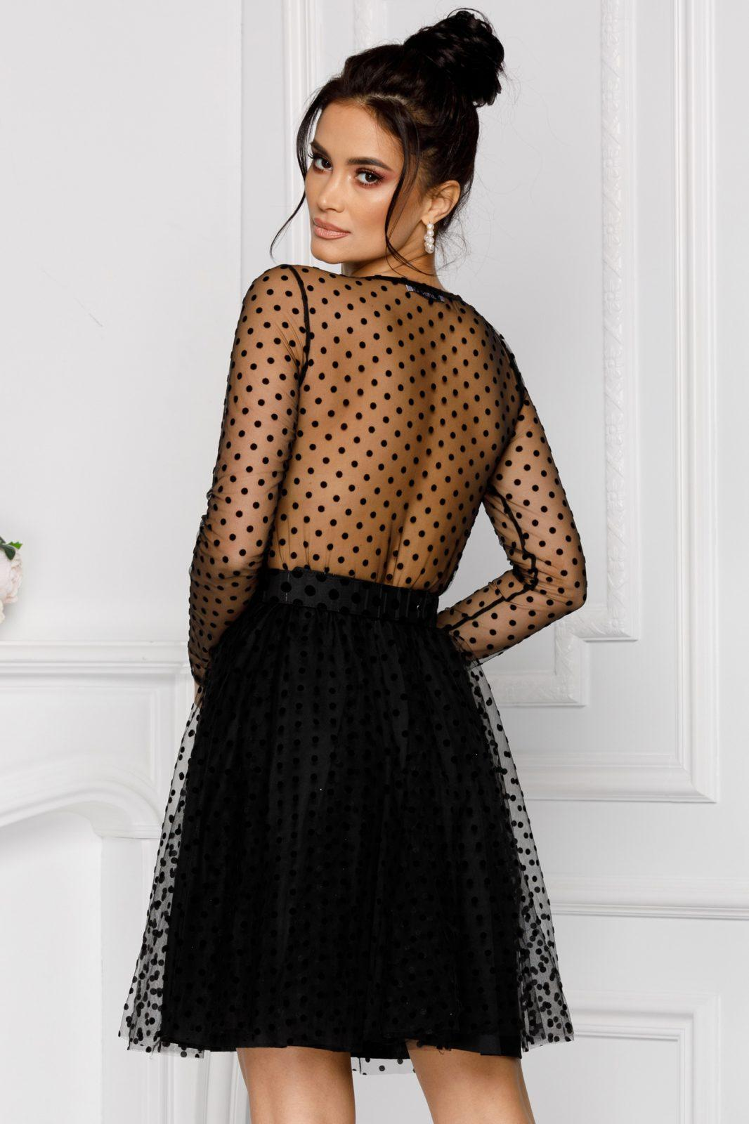 Alice Μαύρο Φόρεμα 5830