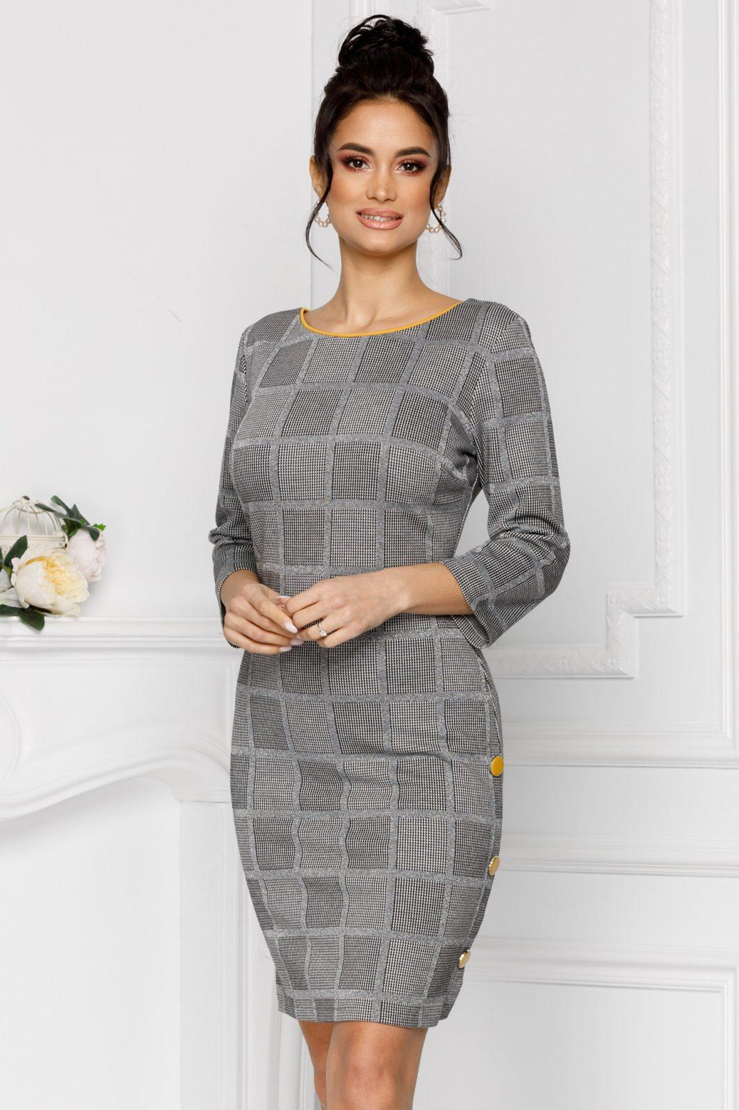Merryl Gray Dress