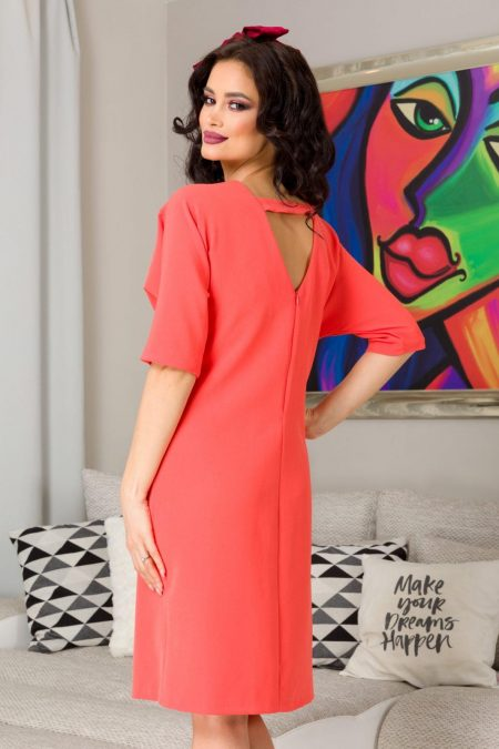 Alessandra Κοραλί Φόρεμα 7262