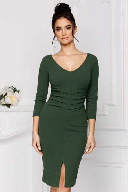 Linette Πράσινο Φόρεμα 7054