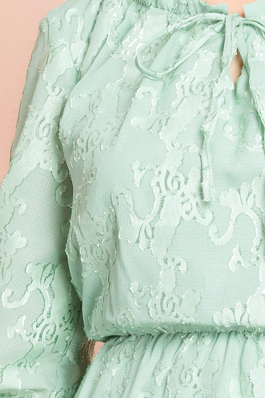 Ammy Μέντα Φόρεμα 7088 3