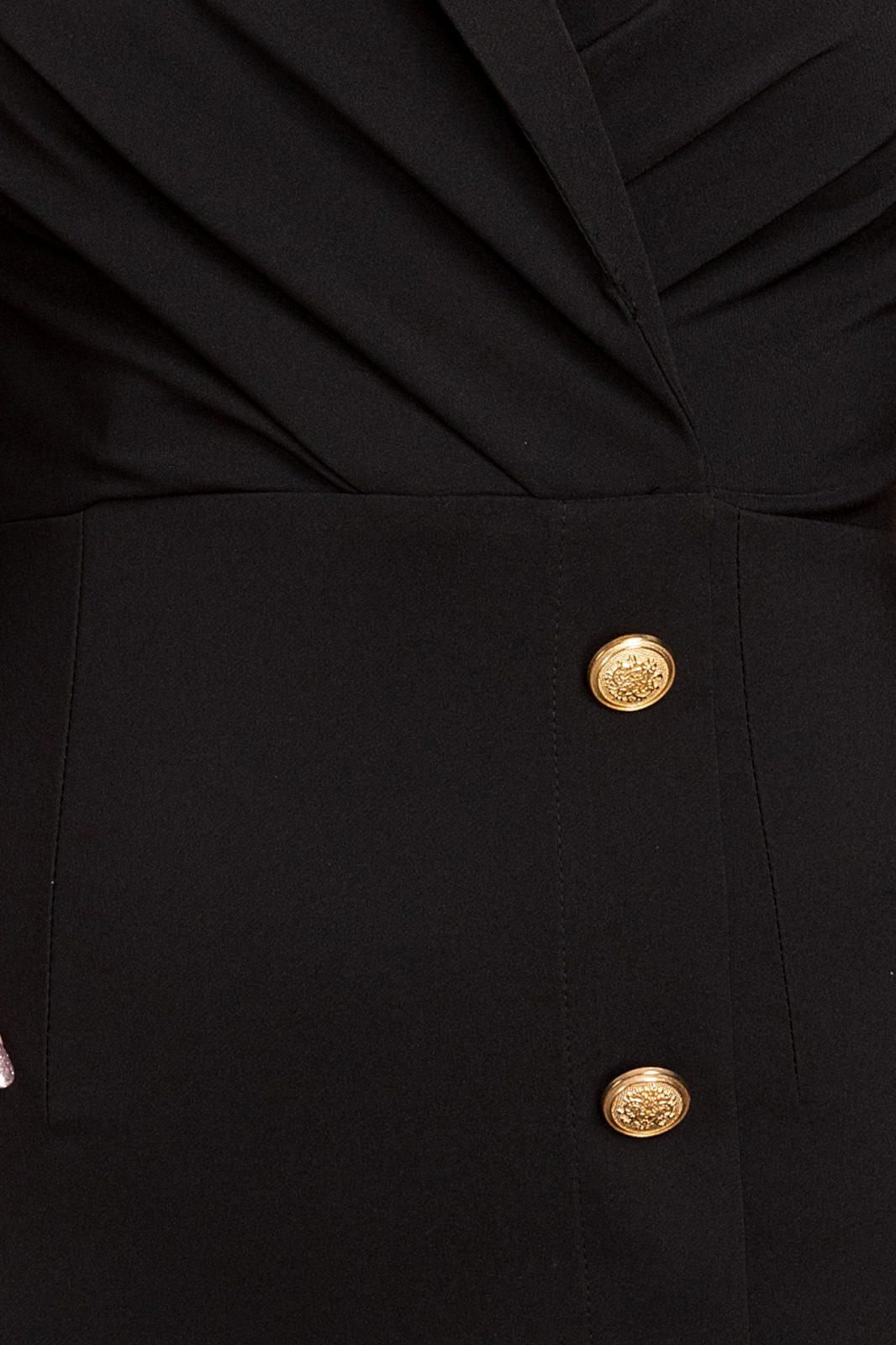 Kendra Μαύρο Φόρεμα 7151