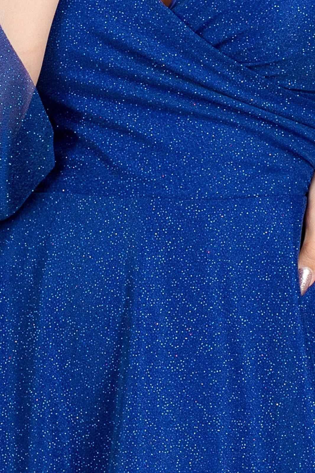 Μπλε Φόρεμα Rosario 7131 3