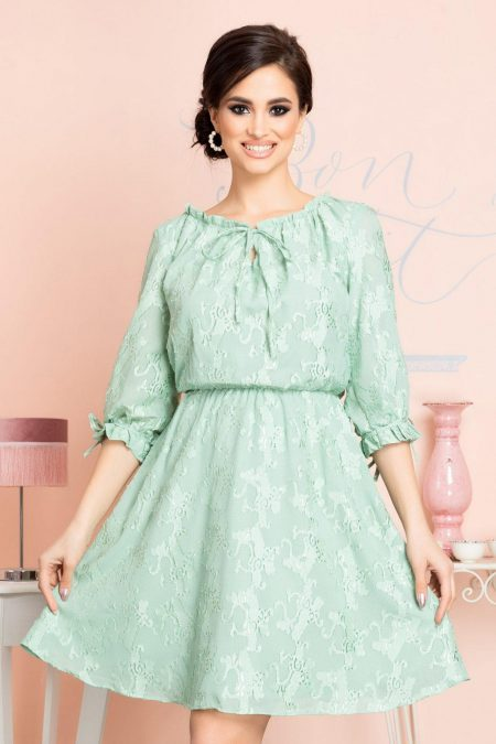 Ammy Mint Dress