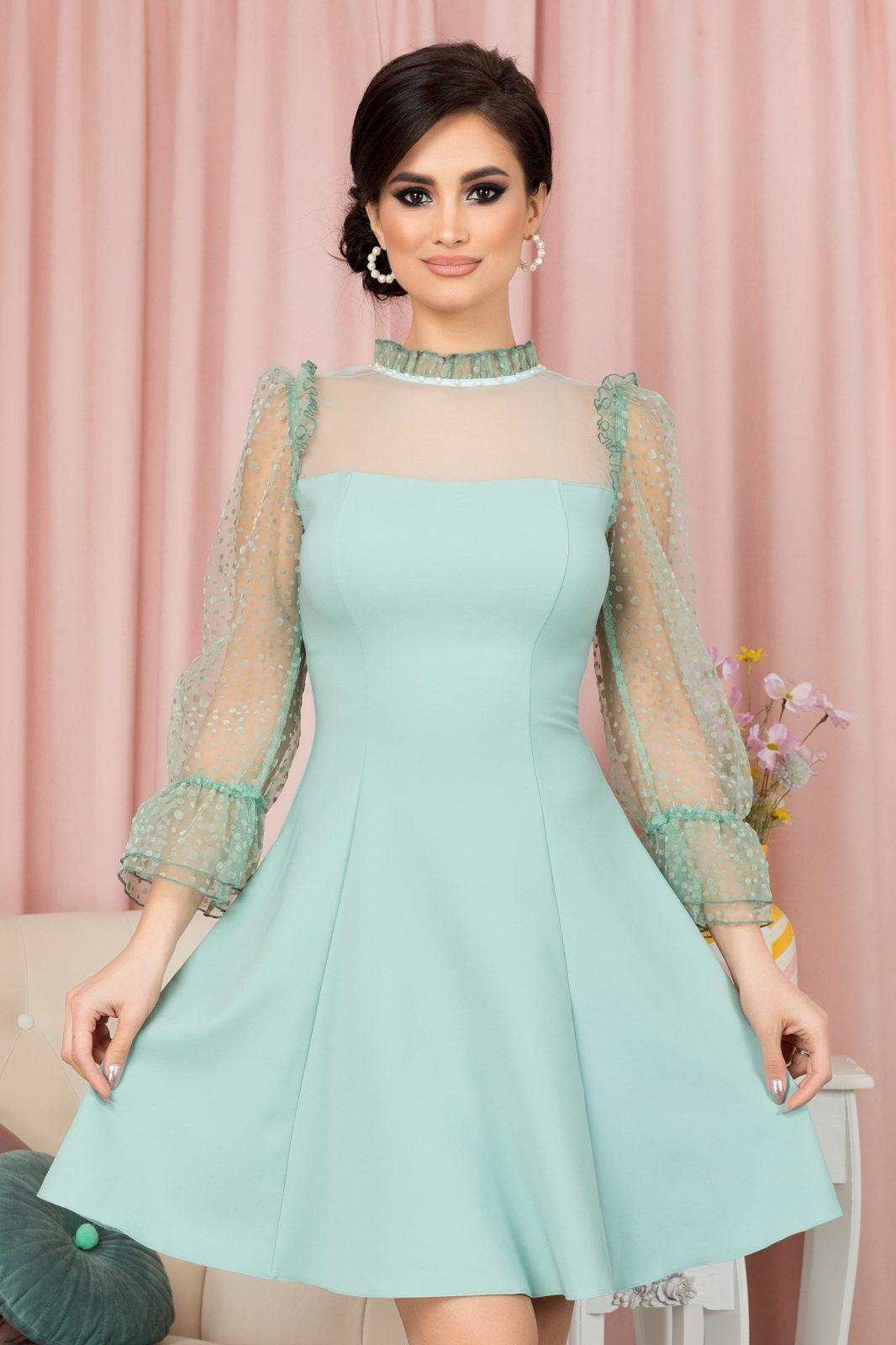 Loving Mint Dress