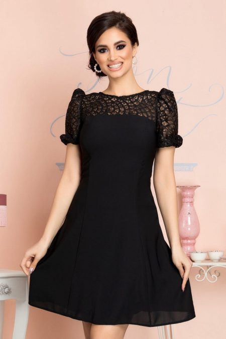 Mercy Black Dress