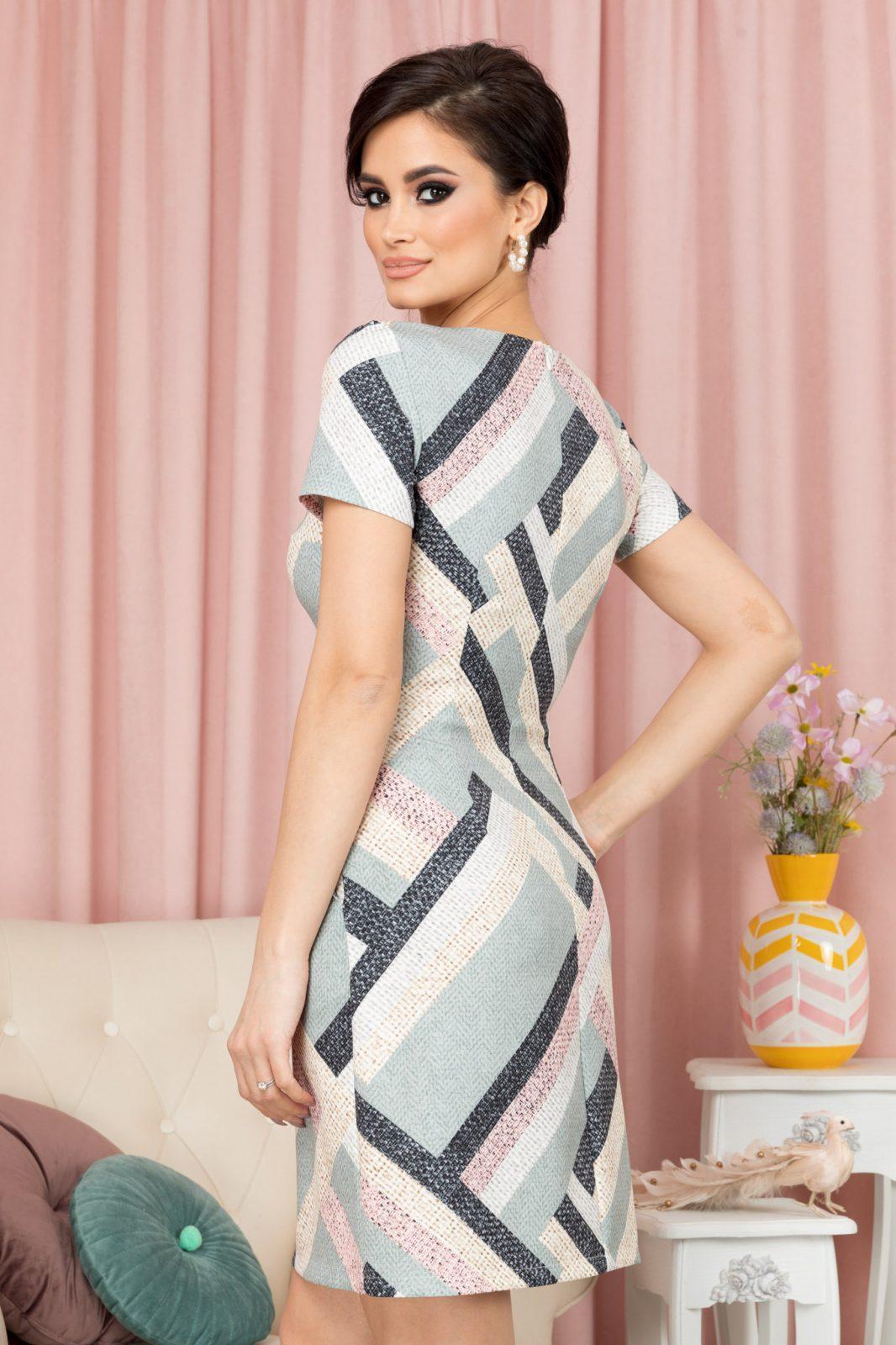 Milla Γκρι Φόρεμα 7101