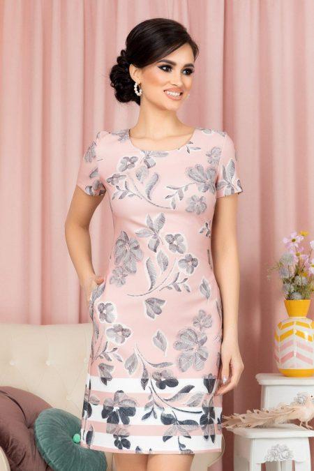Milla Pink Dress