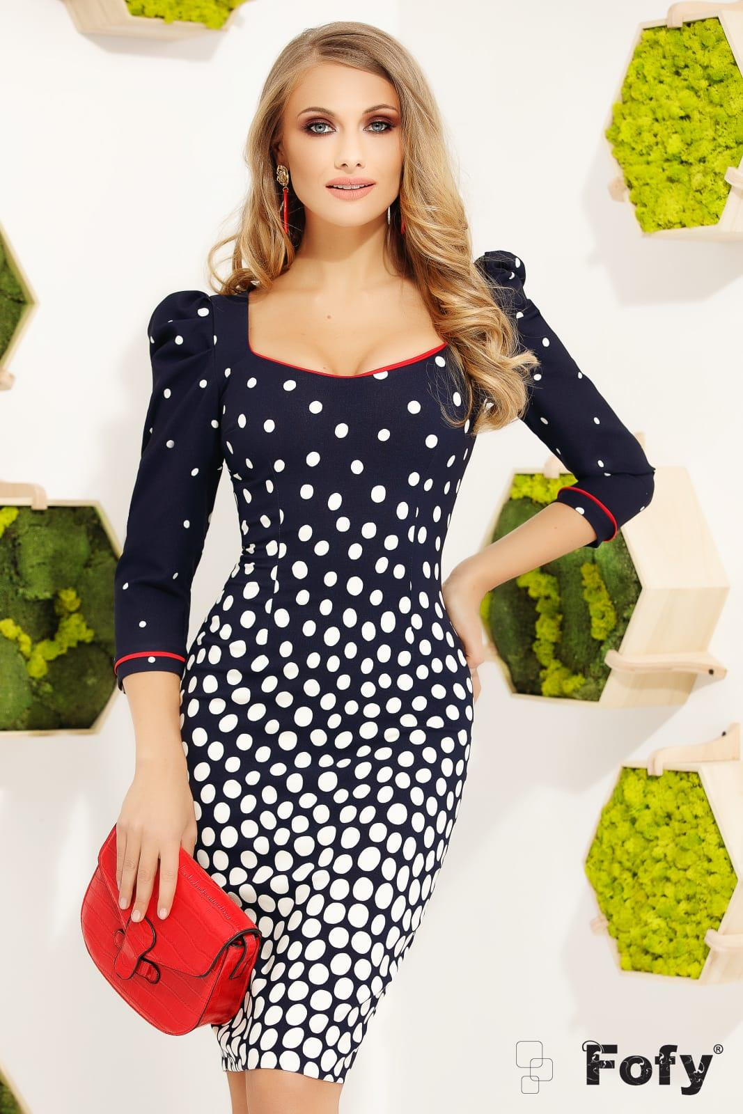 Relly Navy Dress