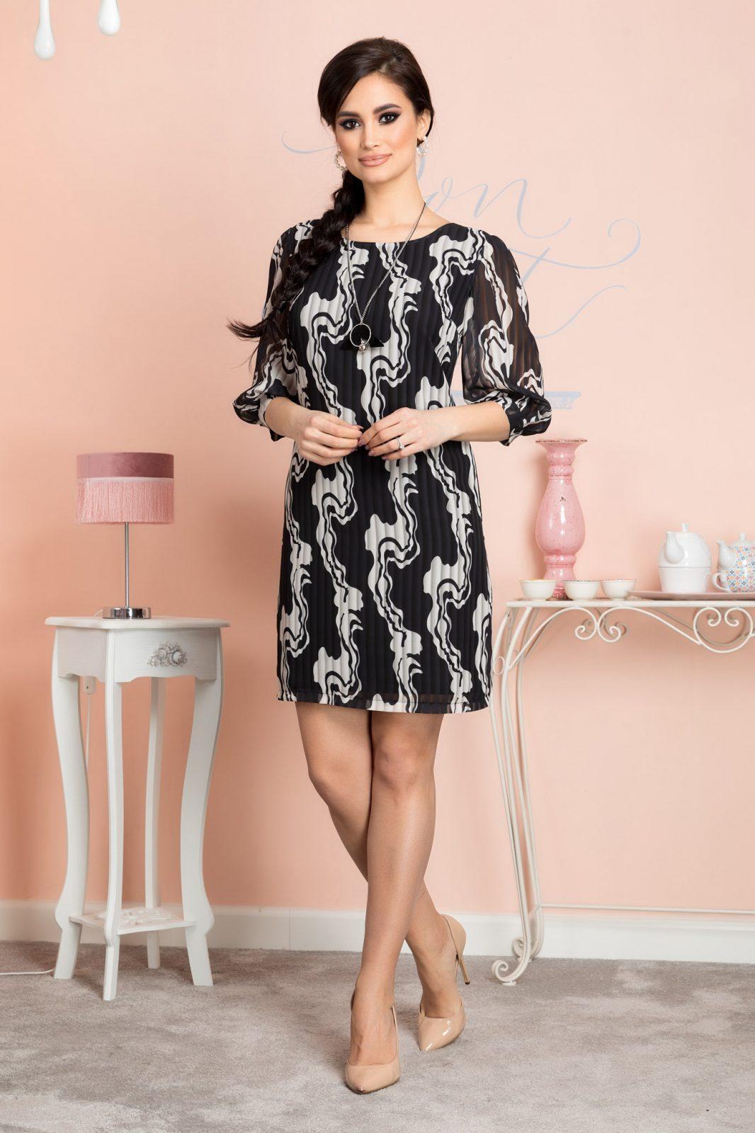 Lauren Bicolored Dress