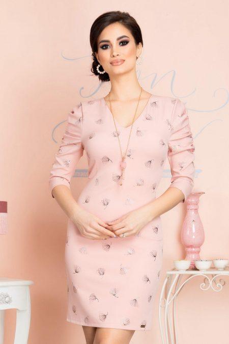 Dulce Pink Dress