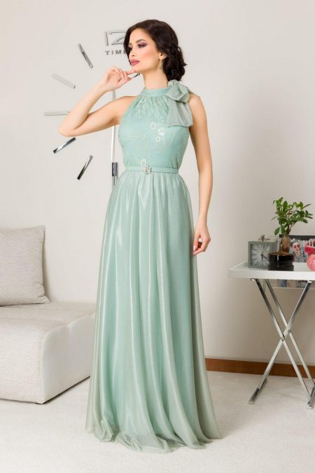 Hailey Mint Dress