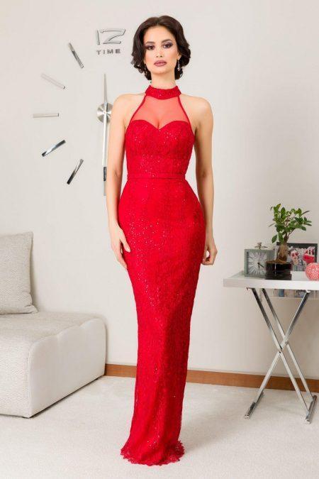 Senzation Red Dress