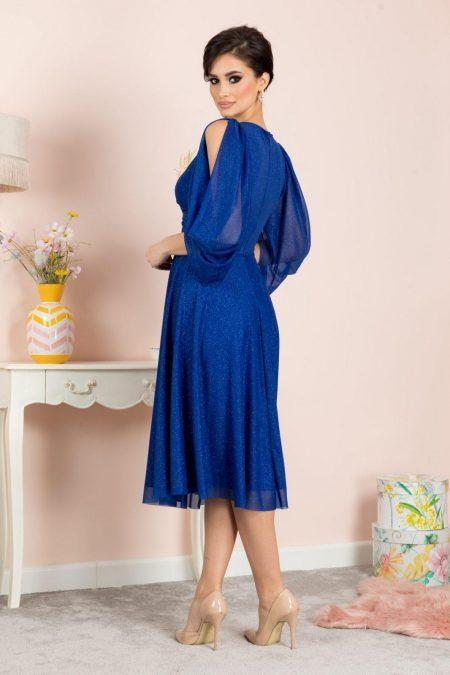 Μπλε Φόρεμα Rosario 7131