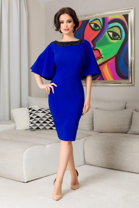 Hermione Royal Blue Dress