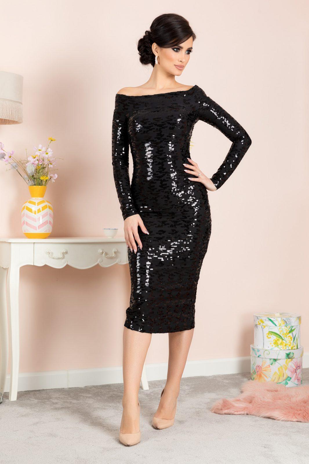 Aubrey Βραδινό Φόρεμα 7144