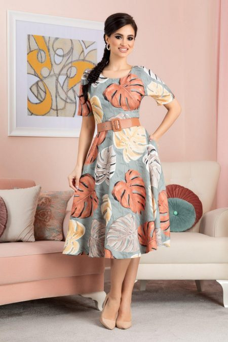 Selya Multi Dress