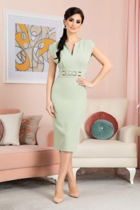 Freya Μέντα Φόρεμα 7081