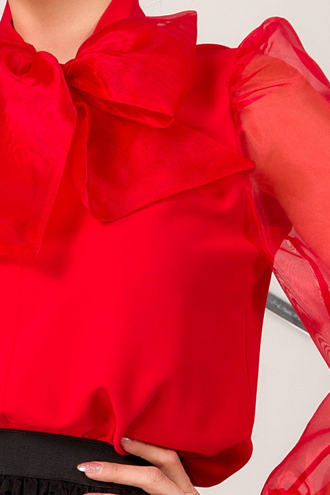 Κόκκινη Μπλούζα Alya 7330