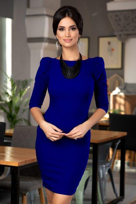 Lamia Royal Blue Dress