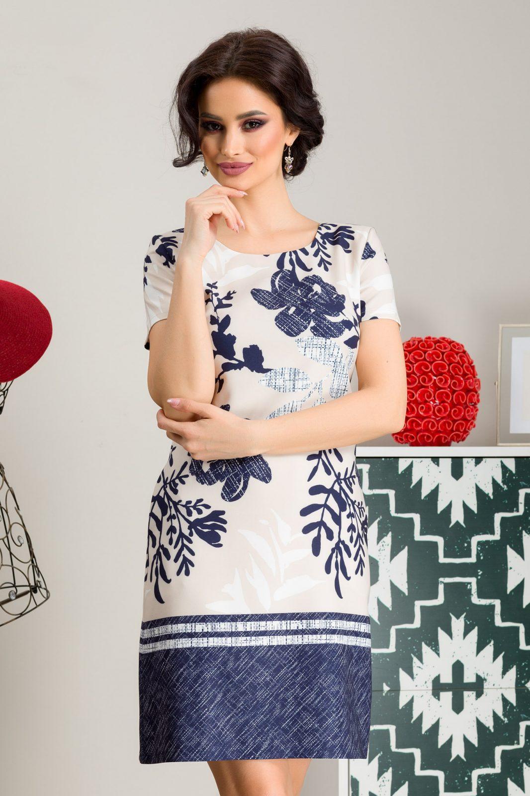 Naylin Μπλε Φόρεμα 7297