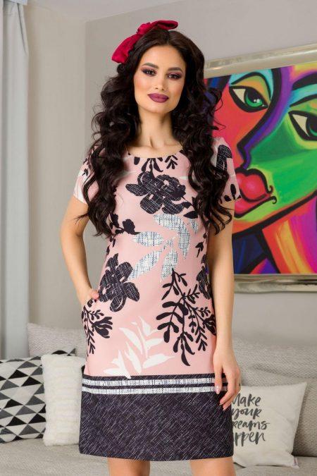 Naylin Rose Dress