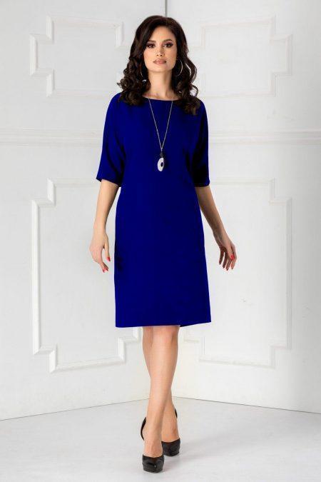 Alessandra Royal Blue Dress