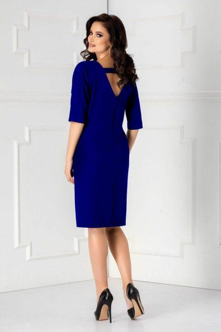 Alessandra Μπλε Φόρεμα 7338