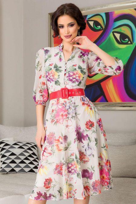 Karina Ivory Dress
