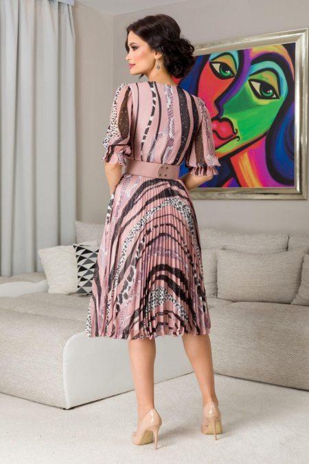 Cameea Ροζ Φόρεμα 7314