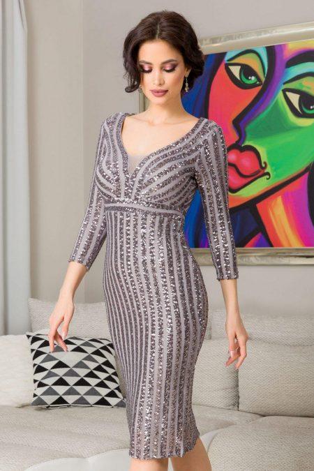 Kendall Gray Dress