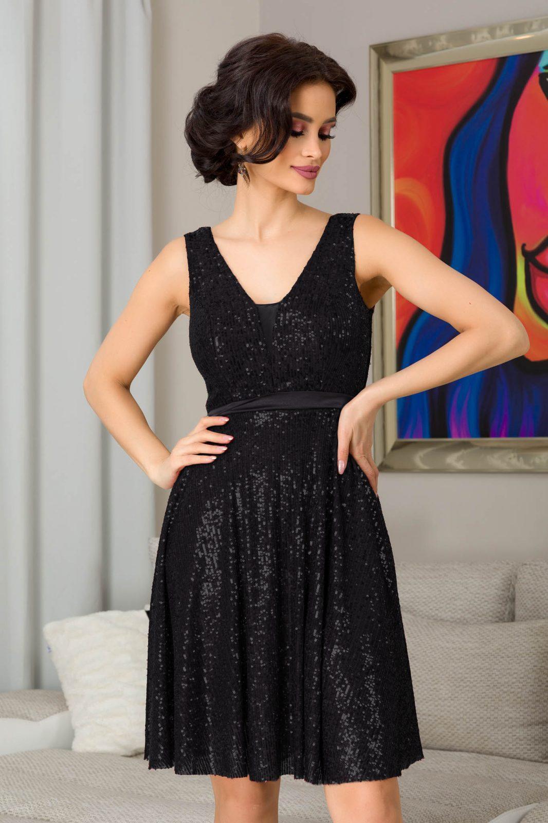 Bianca Neagra Dress