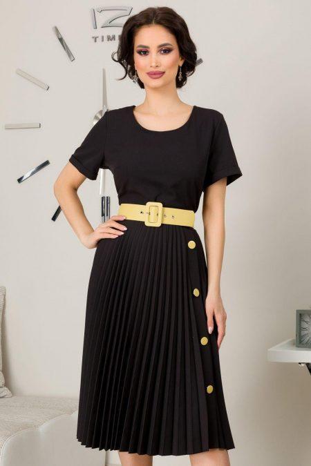 Jocelyn Black Dress